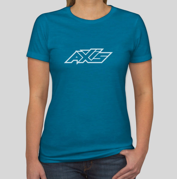 AXIS Kiteboarding Logo Women's T-Shirt, Apparel, - Live2Kite