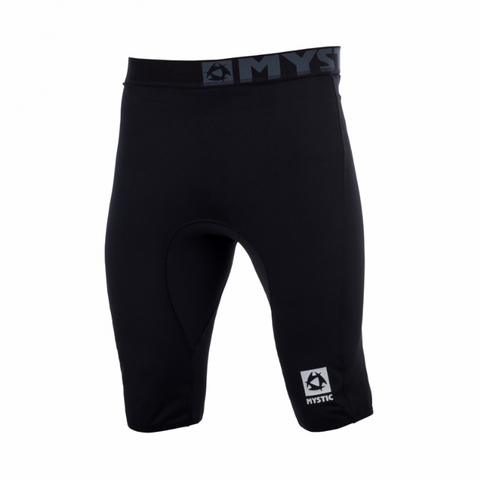 Mystic 2018 Bipoly Short Pants, Thermal Protection, - Live2Kite