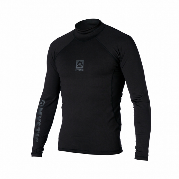 Mystic 2019 Bipoly Long Sleeve Thermal Top, Water Wear, - Live2Kite