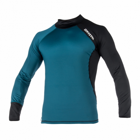 Mystic 2018 Crossfire Long Sleeve Rash Vest, Rash Vest, - Live2Kite