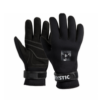 Mystic MSTC Smooth 2mm Glove, Water Wear, - Live2Kite