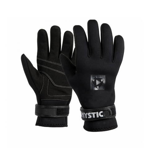 Mystic MSTC Smooth 2mm Glove, Gloves, - Live2Kite