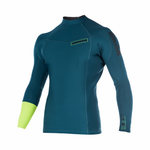 Mystic 2018 Majestic 1.5mm Long Sleeve Rash Vest, Water Wear, - Live2Kite