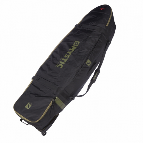 Mystic 2018 Elevate Wave with Wheels Board Bag, Gear Bag, - Live2Kite