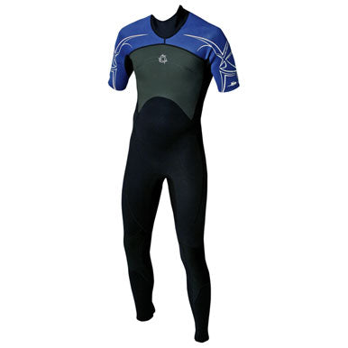 Mystic 2010 Venom 3/2 Short Arm Backzip Wetsuit, Wetsuit, - Live2Kite