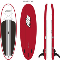 AXIS Inflatable Stand Up Paddle Board, Stand Up Paddle Board, - Live2Kite