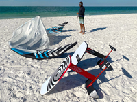 AXIS Foils - Build Your Own Kite S-Series, Foil Complete, - Live2Kite