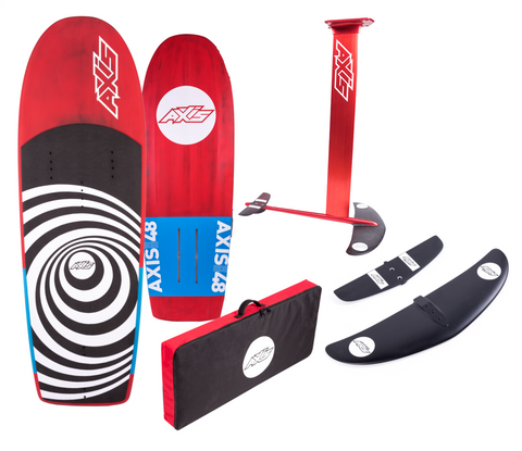 AXIS Ride 48 Foil Package, Foilboard, - Live2Kite