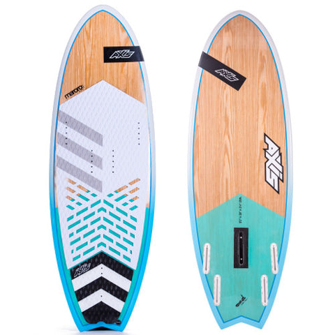 "AXIS 2018 Maroro 5'1"" Tuttle Box Foilboard Convertible"