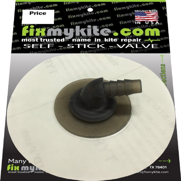 Fixmykite.com MEGA Ozone 90-Degree One Pump Valve