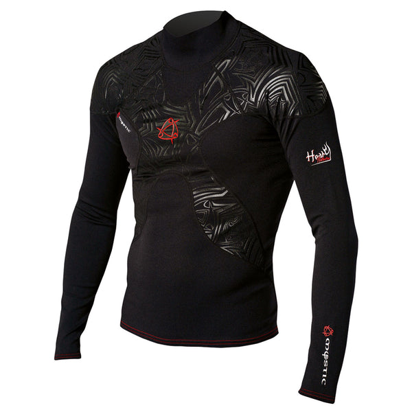 Mystic Matrix Metalite Rash Vest L/S 2010, Water Wear, - Live2Kite