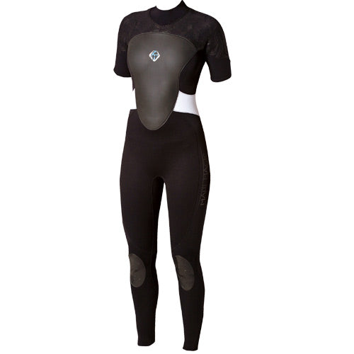 Maui Magic Womens Kula Shortarm Wetsuit, Wetsuit, - Live2Kite