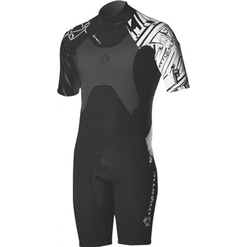 Mystic 2010 Crossfire 3/2 DL Shorty Wetsuit