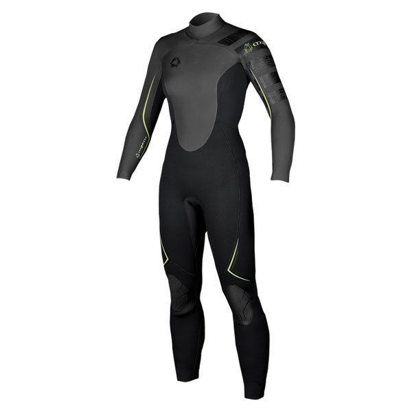 Mystic 2010 Women's Hypnotize 6/3 Full Backzip Wetsuit, Wetsuit, - Live2Kite