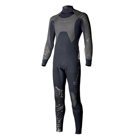 Mystic 2010 Crossfire 6/3 Crosstech Steamer Wetsuit, Wetsuit, - Live2Kite