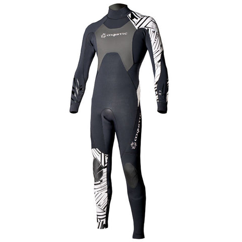 Mystic 2010 Crossfire 5/3 DL Steamer Wetsuit