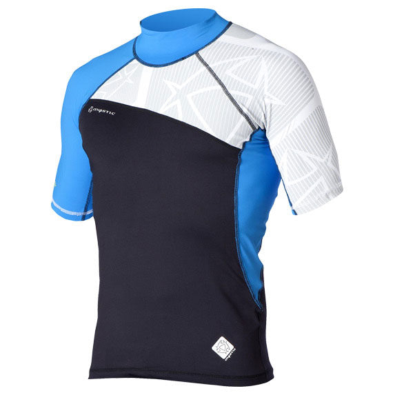 Mystic 2013 Crossfire Rash Vest S/S, Water Wear, - Live2Kite
