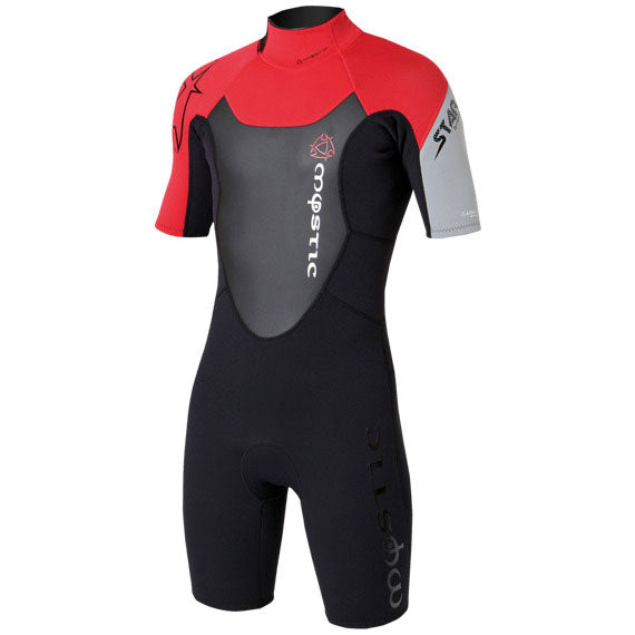 Mystic 2013 Star 3/2 Shorty Wetsuit, Wetsuit, - Live2Kite