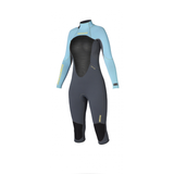 Mystic 2014 Women's Star 4/3 DL Shortleg Longarm, Wetsuit, - Live2Kite