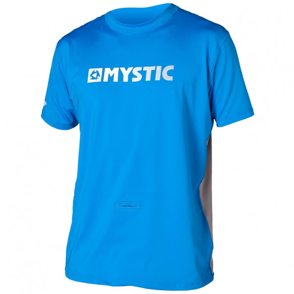 Mystic 2015 Majestic Loose Fit Rash Vest S/S, Water Wear, - Live2Kite