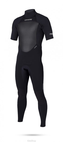 Mystic 2015 Star 3/2 Short Arm Wetsuit, Wetsuit, - Live2Kite