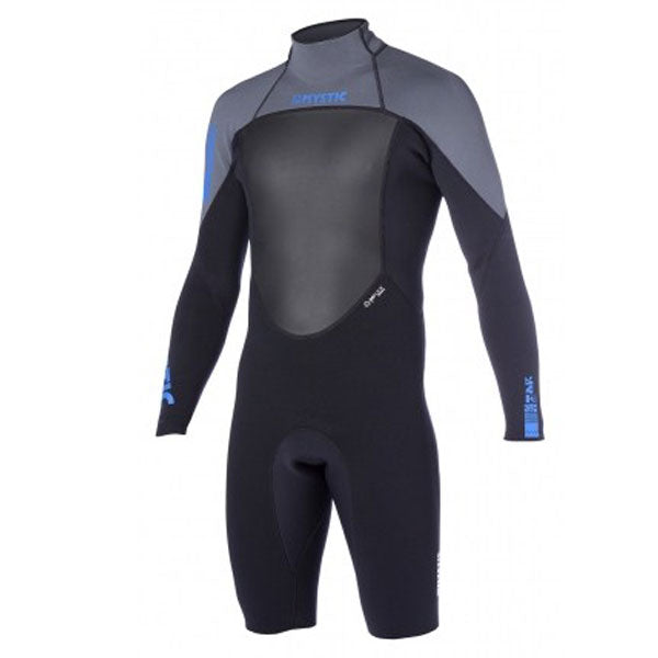 Mystic 2015 Star 3/2 Long Arm Shorty Wetsuit, Wetsuit, - Live2Kite