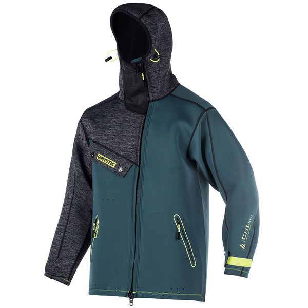 Mystic 2019 Ocean Jacket, Water Wear, - Live2Kite