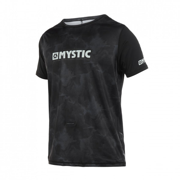 Mystic 2019 Majestic Loosefit S/S Rash Vest, Water Wear, - Live2Kite