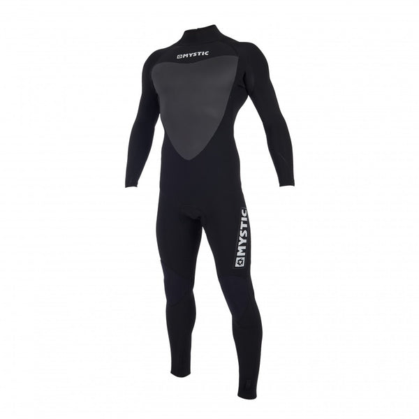 Mystic 2019 Men's Majestic Fullsuit Backzip 4/3, Wetsuit, - Live2Kite