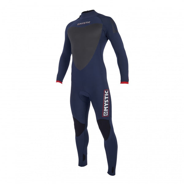 Mystic 2019 Men's Majestic Fullsuit Backzip 5/3, Wetsuit, - Live2Kite