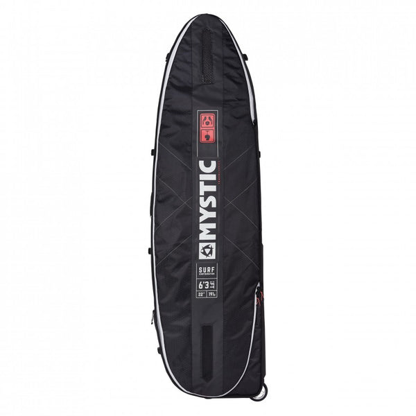 "Mystic 2019 Surfbag Pro Boardbag with Wheels 6'0"", Gear Bag, - Live2Kite"
