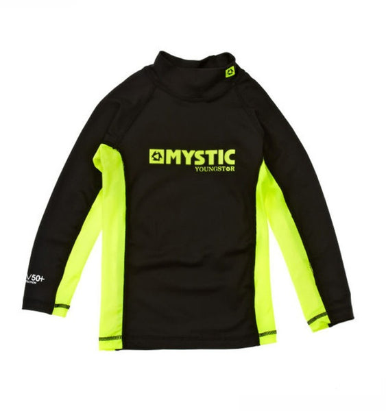 Mystic 2015 Star Kid's Rash Vest, Water Wear, - Live2Kite