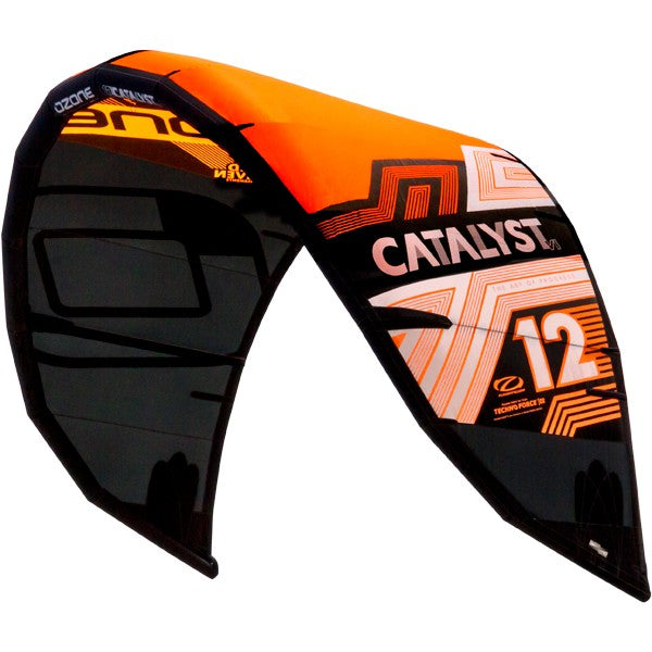 Ozone Catalyst V1 Kite Only, Kite, - Live2Kite
