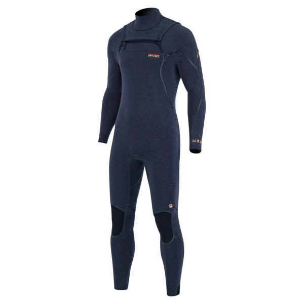 Prolimit 2019 Mercury 6/4 DL FTM Freezip, Wetsuit, - Live2Kite