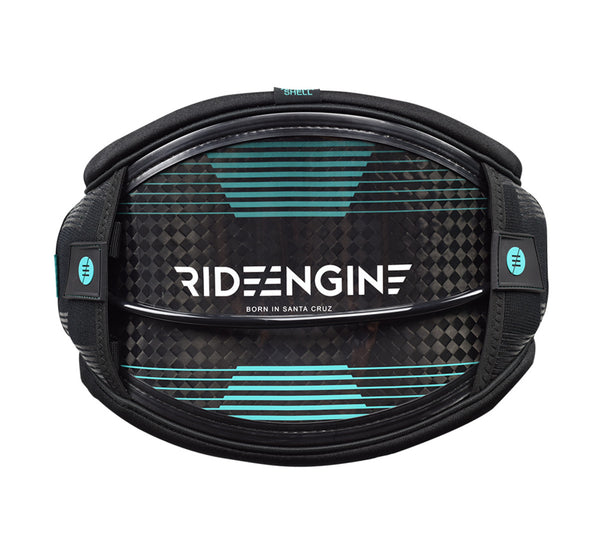 Ride Engine 2018 12K Carbon Elite Hardshell Waist Harness, Harness, - Live2Kite