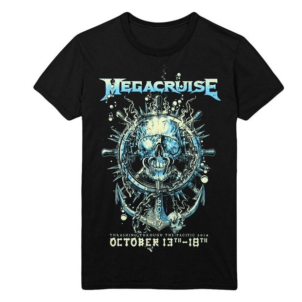 Megacruise 2019 Thrashing Through the Pacific Tee