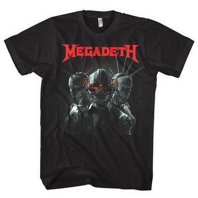 Megadeth Triple Threat Tee