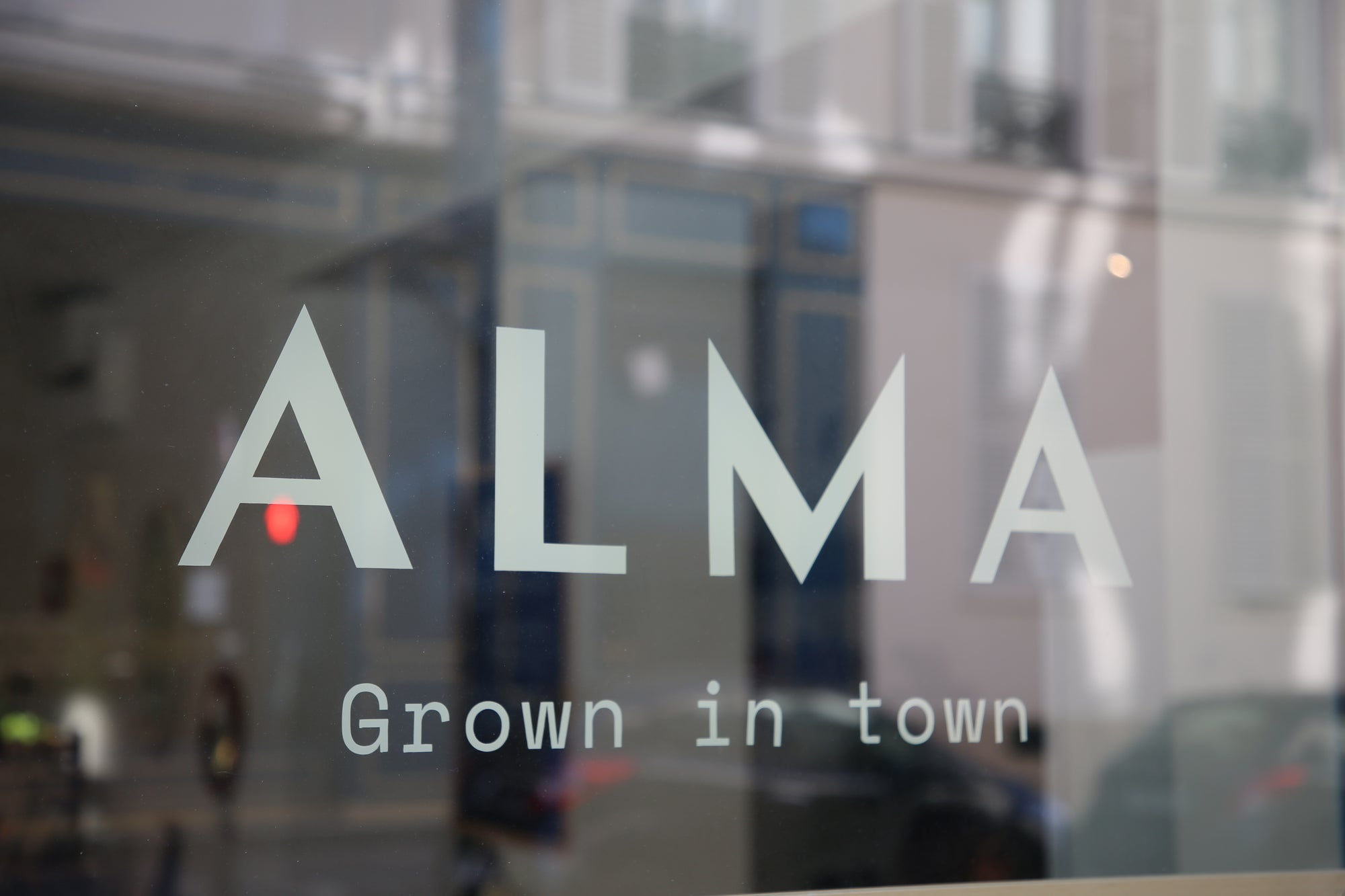 Boutique Alma Grown in Town