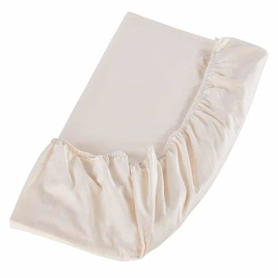 ORGANIC FITTED SHEET BY SLEEP AND BEYOND