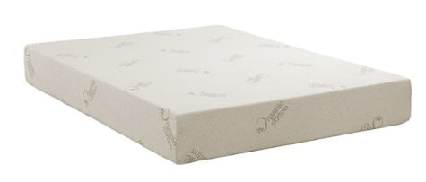 ORGANIC MATTRESS | The Mimosa - 100% ORGANIC LATEX