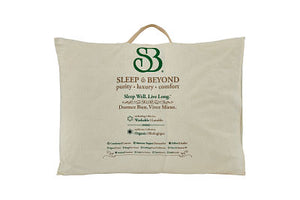 MYMERINO® PILLOW | BY SLEEP AND BEYOND