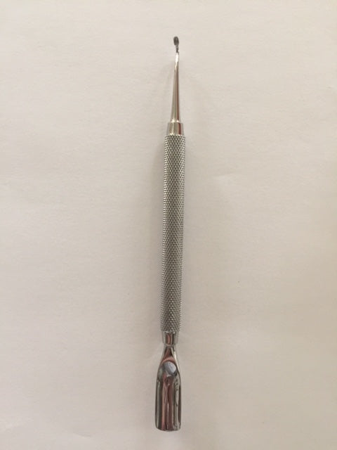 Cuticle Pusher W/Excavator