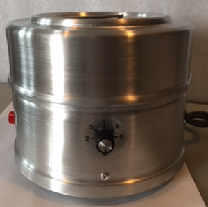 Silver Heater Tall/Short - 500g/450g