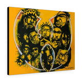 The Wu Tang Clan Canvas