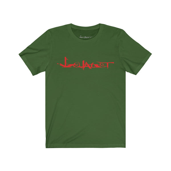 Visualist (Red Logo) Tee