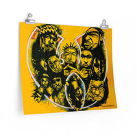 The Wu Tang Clan Poster
