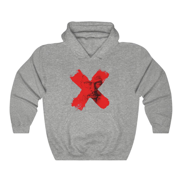 Detroit RED Hooded Sweatshirt