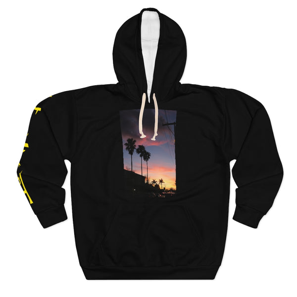 Southern Sunset - AOP Unisex Pullover Hoodie