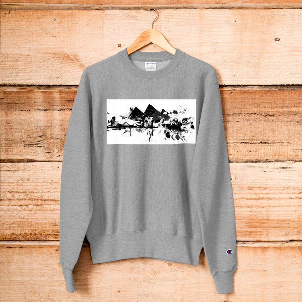 UNIVERSAL MINDS Champion Sweatshirt