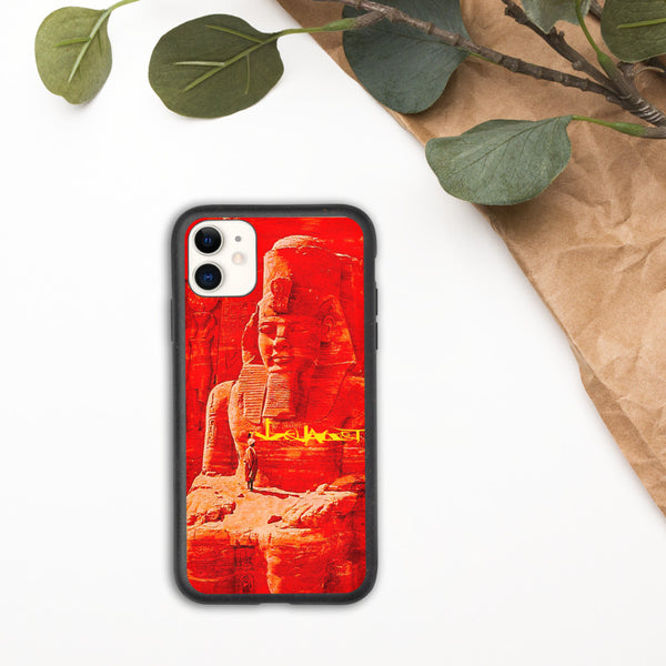 Su Statue Biodegradable phone case